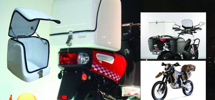 جعبه های شخصی،مخابراتی و نظامی انواع موتورسیکلت ها